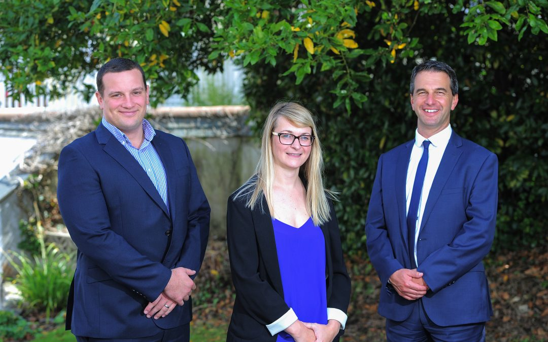 Nalders Solicitors Announces Three New Staff Promotions